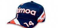 Alonso saca a la venta su gorra 2021, ¡resérvala ya en nuestra tienda! - SoyMotor.com