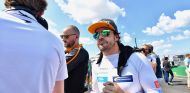 Fernando Alonso en Hungaroring - SoyMotor.com