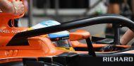 Fernando Alonso en Sepang - SoyMotor.com