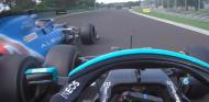 Defensa de hierro de Alonso en un duelo de titanes con Hamilton - SoyMotor.com