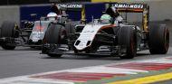 Fernando Alonso y Nico Hülkenberg - LaF1
