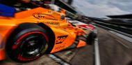 Fernando Alonso en Indianápolis 2017 - SoyMotor.com