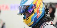 Alonso, durante su test con el LMP1 de Toyota en Baréin - SoyMotor.com