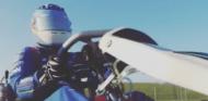 Alonso, en un fragmento del vídeo publicado en su Instagram - SoyMotor