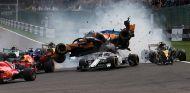 Fernando Alonso sobrevuela el C37 de Charles Leclerc - SoyMotor.com