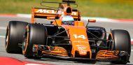 Alonso en el Circuit de Barcelona-Catalunya - SoyMotor.com