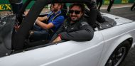 El Real Madrid regala a Alonso parte de la red de la duodécima - SoyMotor.com