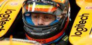 Alonso en su McLaren-Honda-Andretti - SoyMotor.com