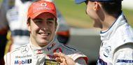 """La experiencia en McLaren, """"hizo mejor piloto a Alonso"""" según Kubica - LaF1.es"""