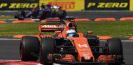 Fernando Alonso en el GP de México - SoyMotor