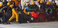 Fernando Alonso durante el GP de Abu Dabi - SoyMotor