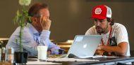 Fernando Alonso en Austria - SoyMotor