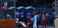 Fernando Alonso en los Libres de Azerbaiyán - SoyMotor