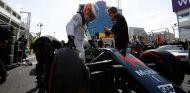 Fernando Alonso en Bakú - LaF1
