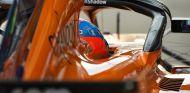 Fernando Alonso en una imagen de Silverstone - SoyMotor