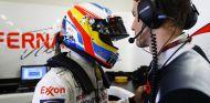 Fernando Alonso en el pasado Gran Premio de México - LaF1