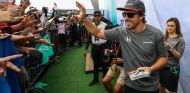 Alonso, el piloto más famoso del mundo