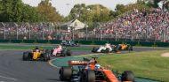 Alonso estuvo cerca de puntuar en el GP de Australia - SoyMotor