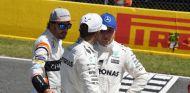 Alonso, junto a Hamilton y Bottas en el GP de España - SoyMotor.com