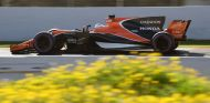 Fernando Alonso no pudo completar el programa de trabajo hoy - SoyMotor