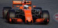 Fernando Alonso en los test del Circuit de Barcelona-Catalunya - SoyMotor