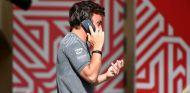 Fernando Alonso, hace una semana en Baréin - SoyMotor