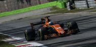 Alonso en Monza -SoyMotor.com