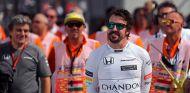 Fernando Alonso en el GP de Hungría - SoyMotor
