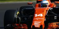 MCL32 de Fernando Alonso en México - SoyMotor.com