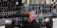 Fernando Alonso en Montmeló - SoyMotor