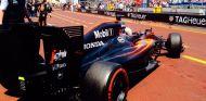 Fernando Alonso, hoy en Mónaco - LaF1