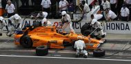 Fernando Alonso en Indianápolis - SoyMotor