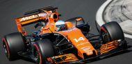 Alonso, durante un GP esta temporada - SoyMotor.com