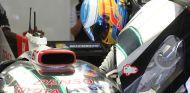 Fernando Alonso en su primer test con el Toyota TS050 - SoyMotor