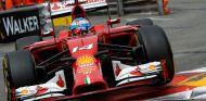 Fernando Alonso en el pasado Gran Premio de Mónaco - LaF1