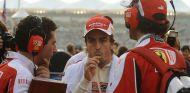 Fernando Alonso en Abu Dabi 2010 - LaF1
