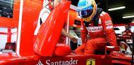 Fernando Alonso en el Gran Premio de España - LaF1