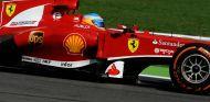 Fernando Alonso en el circuito de Monza - LaF1