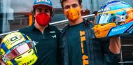 "La dedicatoria de Norris a Alonso: ""Gracias por enseñármelo todo en McLaren"" - SoyMotor.com"