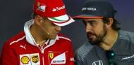 Fernando Alonso y Sebastian Vettel en una imagen de archivo