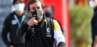 Alonso ya está en Imola para acompañar a Renault - SoyMotor.com