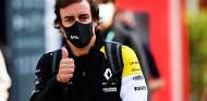 Alonso volverá a probar el Renault RS18 este mes en Abu Dabi  - SoyMotor.com