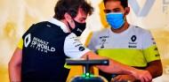 Alonso ha mejorado como jugador de equipo, según Button - SoyMotor.com