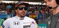 Fernando Alonso en Malasia - SoyMotor
