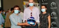 Dos cascos de Alonso, entre los regalos de 2020 a los Reyes - SoyMotor.com