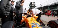 Alonso impresionó a los miembros del equipo Andretti - SoyMotor.com