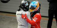Fernando Alonso dedica el podio en China a Stefano Domenicali - LaF1