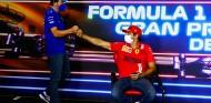 """Sainz: """"Queremos estar por delante de Alpine y vamos a empujar"""" - SoyMotor.com"""