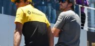 Sainz y Alonso en Interlagos - SoyMotor.com