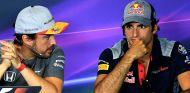 """Sainz, sobre Alonso y la Indy: """"Estoy seguro de que lo hará bien"""" - SoyMotor.com"""